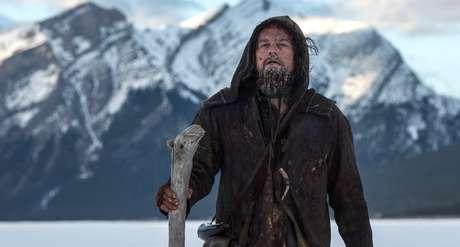 Leonardo DiCaprio concorre ao prêmio de melhor ator pelo filme 'O Regresso'