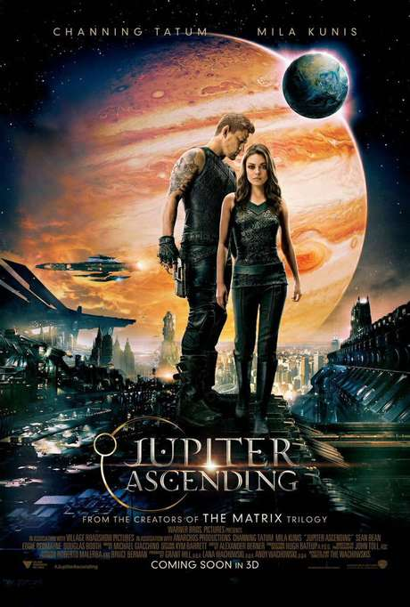 """""""O Destino de Júpiter"""""""