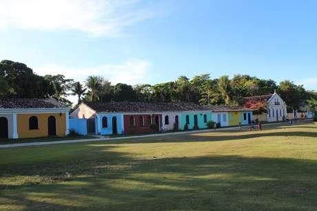 A parte histórica da cidade é um prato cheio para quem tem interesse em conhecer melhor as origens do Brasil