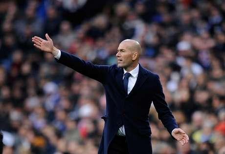 Segunda partida sob comando de Zidane, segunda vitória de 5 do Real
