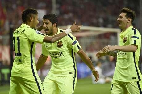 Sampaoli afirmou que trio do Barcelona é muito superior ao do Real Madrid