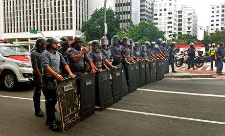 São Paulo - Caiu de 10% para 7% o percentual de moradores de São Paulo que consideram a cidade segura