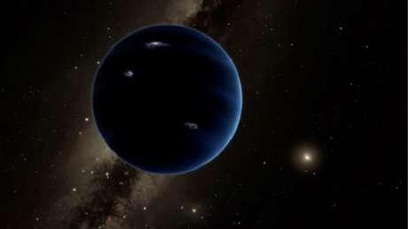Simulação do Instituto de Tecnologia da Califórnia mostra como seria o novo planeta