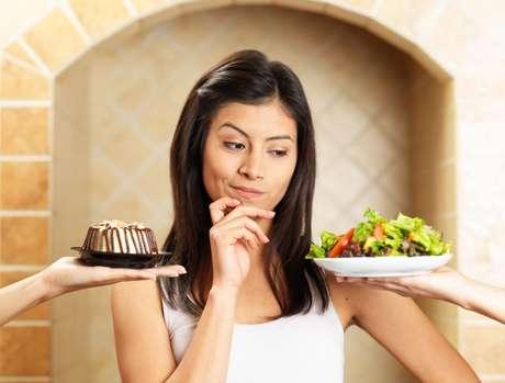 A melhor solução para emagrecer é fazer escolhas saudáveis.
