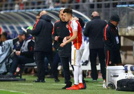 Stephan El Shaarawy estava emprestado ao Monaco e foi contratado pelo Roma