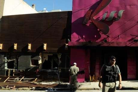 Santa Maria (RS) - Incêndio na Boate Kiss, no dia 27 de janeiro de 2013, deixou 242 mortos