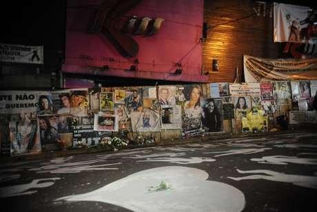 Santa Maria (RS) - Tragédia da Boate Kiss que deixou 242 pessoas mortas completa três anos