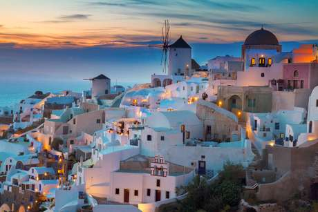 Ilhas Gregas são alternativa de destino romântico