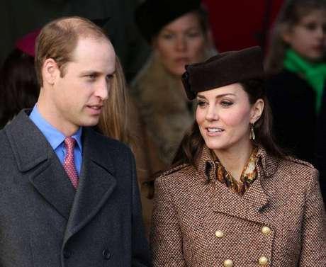 A duquesa e o marido, o príncipe William