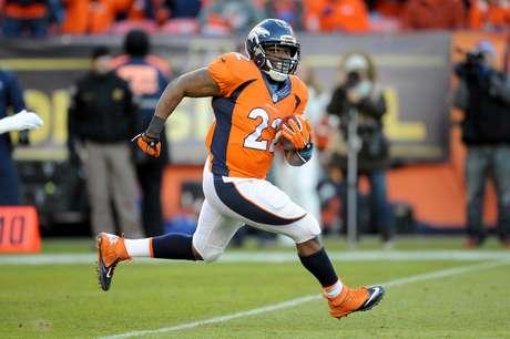 CJ Anderson salvou os Broncos nos playoffs contra os Steelers