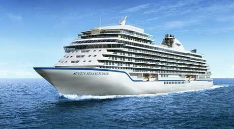 Seven Seas Explorer promete ser o navio mais luxuoso já construído