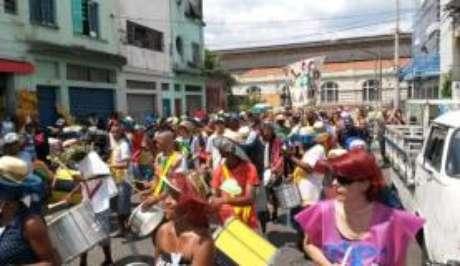 Blocolândia, carnaval da integração