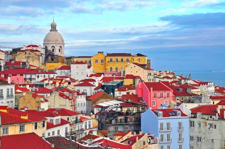 Lisboa, em Portugal