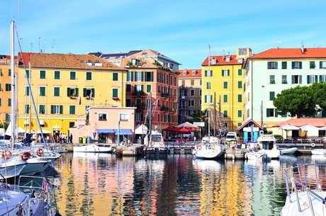Savona, na Itália