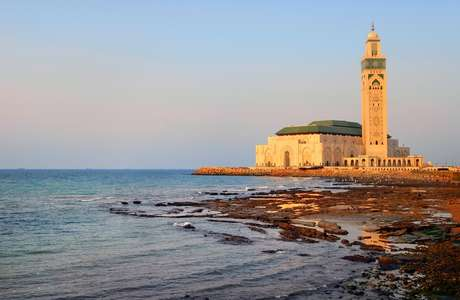 Casablanca, no Marrocos