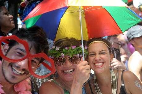 Blocos encerram Carnaval do Rio