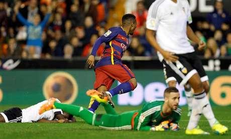 Camaronês Wilfrid Kaptoum garantiu a igualdade nos minutos finais