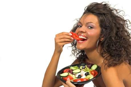 Vegetais são uma boa opção para manter a pele saudável.