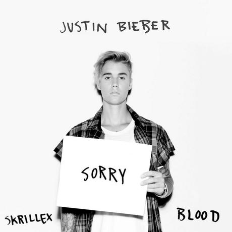 Lançado em outubro de 2015, o hit Sorry foi o responsável por desbancar Adele do primeiro lugar da Billboard, onde havia permanecido reinando absoluto por dois meses