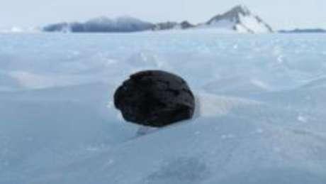 A Antártida é um dos melhores lugares para se buscar meteoritos