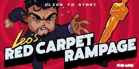 El adictivo videojuego para ayudar a DiCaprio