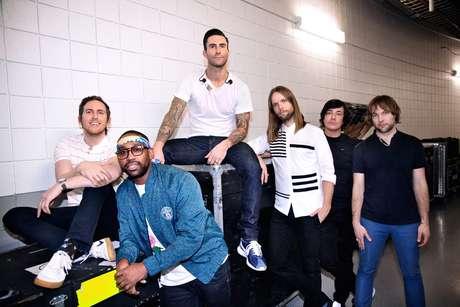 Maroon 5 volta ao Brasil com a turnê do álbum V