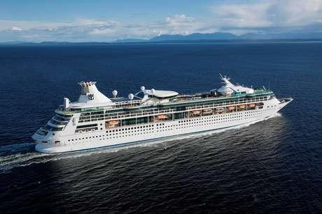 Rhapsody of the Seas é um dos navios que ainda estão na América do Sul