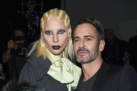 Lady Gaga e Marc Jacobs