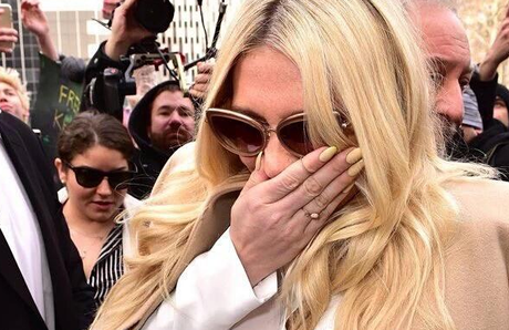 Kesha perdió el juicio contra del hombre que la violó