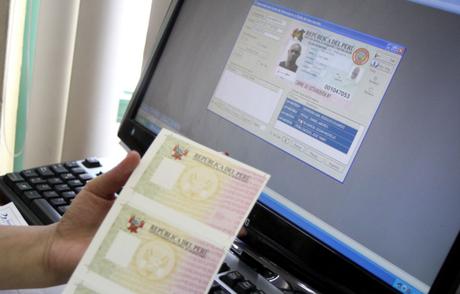 Pasaporte electr nico fijan en s derecho de tr mite for Pasaporte ministerio interior