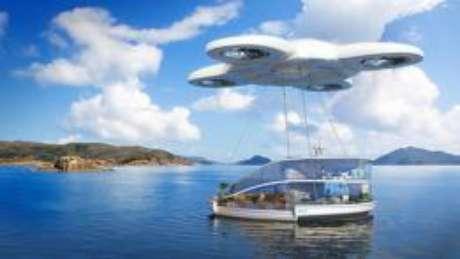 Drones ganharão tamanho, potência e autonomia até para carregar uma casa inteira