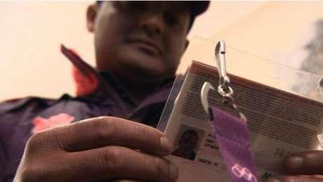Mohammad Anwar recebeu prêmio pelo reconhecimento do trabalho nos Jogos de 2012