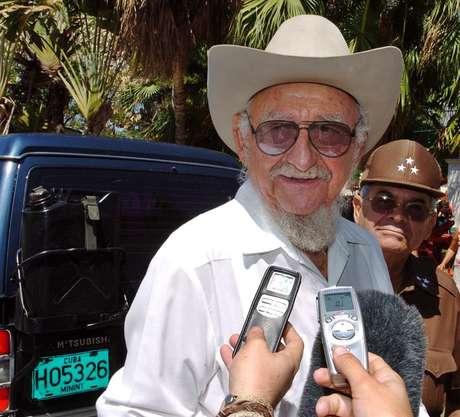 Ramón Castro Ruz é irmão mais velho de Fidel Castro