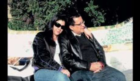 João Santana e sua mulher, Mônica Moura