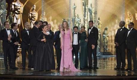Spotlight: prêmio de melhor filme