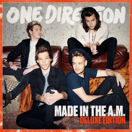 O One Direction lançou os álbuns Up All Night (2011), Take Me Home (2012), Midnight Memories (2013) e Four (2014). Pelas contas de Cowell, portanto, ainda deveria ser lançado mais um