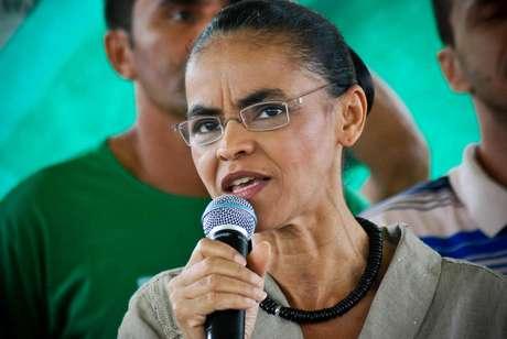 Marina Silva, enfatizou que o confronto nas ruas é motivo de preocupação e exige serenidade das lideranças