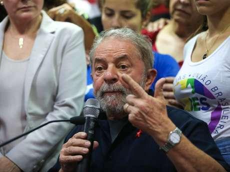 Membros da força-tarefa do Ministério Público Federal acreditam na possibilidade de que Lula seja alvo de uma ação desse tipo