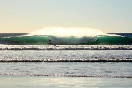 Black's Beach, em San Diego, não é para novatos