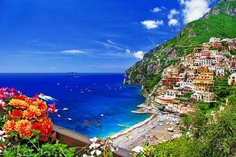 Litoral italiano é repleto de belezas