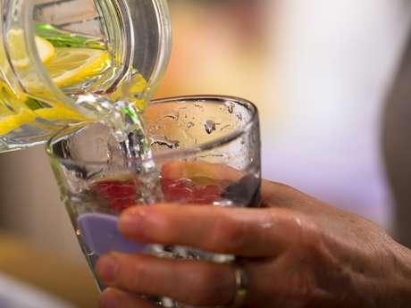 Bebida é aliada da dieta para emagrecer e limpar o organismo.