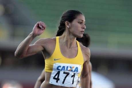 Teste da atleta Ana Claudia Lemos deu positivo para anabolizante