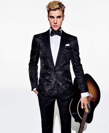 Pois é. O canadense cresceu de verdade. Além de esbanjar charme e sensualidade, o cantor mostra que seu talento não tem nada de efêmero. Atualmente, Justin Bieber ocupa, ao lado de Adele e Rihanna, o Top 3 da parada de discos dos Estados Unidos. O álbum Purpose já teve mais de 63 mil cópias vendidas