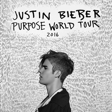 Sua fase atual é de muito trabalho e muito barulho. Purpose, o quarto álbum de estúdio do cantor, foi lançado em 13 de novembro último