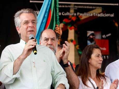 """Matarazzo: """"Não dá para ficar em um partido em que Alckmin usa a máquina pública para apoiar sue pré-candidato"""""""