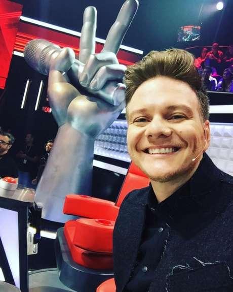 Hoje, além da música, se dedica à televisão, onde é jurado do programa The Voice, da TV Globo