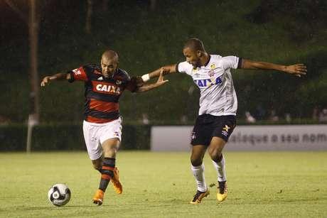 Emerson Sheik, atacante do Flamengo