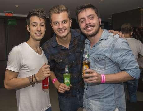 O show de Michel Teló na Wood's fez parte do projeto Terra Live Music Sertanejo, patrocinado pela 51 Ice