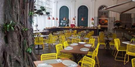 Todas as unidades do Santinho, da chef Morena Leite, ficam em espaços culturais