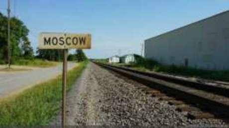 A Moscou de Kansas era para se chamar Mosco, mas houve uma confusão com o nome e um 'w' foi acrescentado
